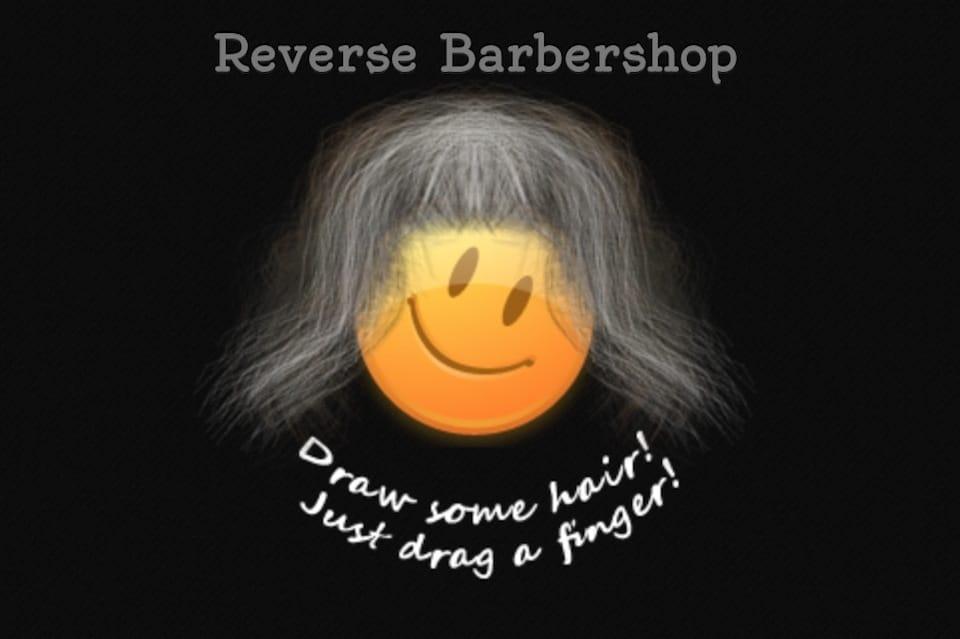 Веселый парикмахер