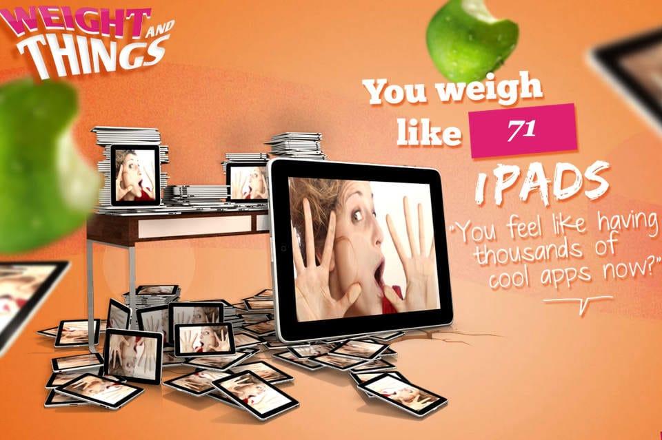 Рассчитать вес на интересном сайте