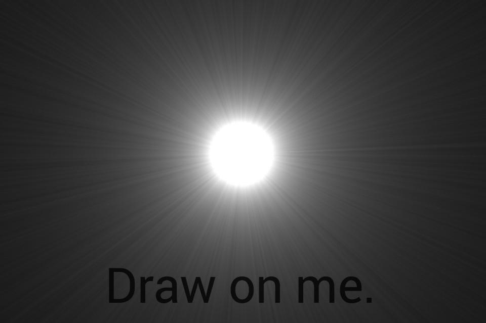 Интересное рисование «Преломление света»