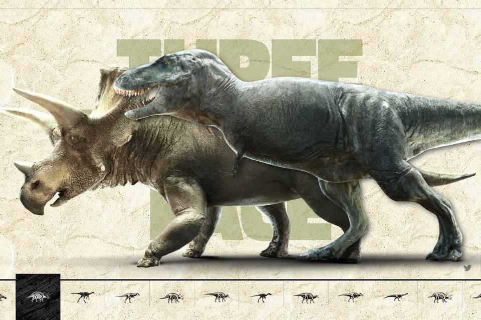 интерактивные динозавры онлайн