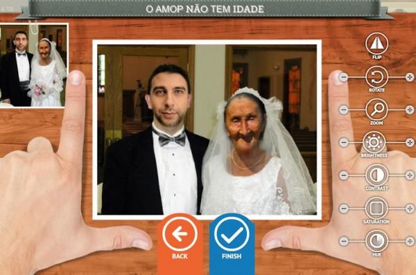 Вставить лицо онлайн в шаблон