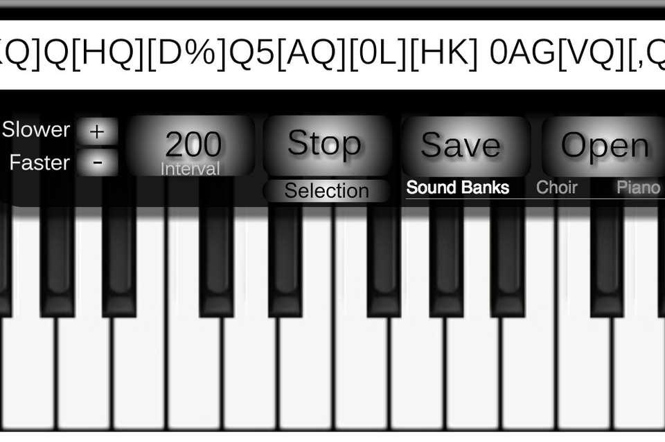 Играть на пианино онлайн с нотами