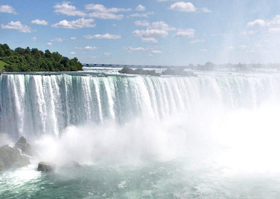 Веб-камеры Ниагарский водопад в реальном времени