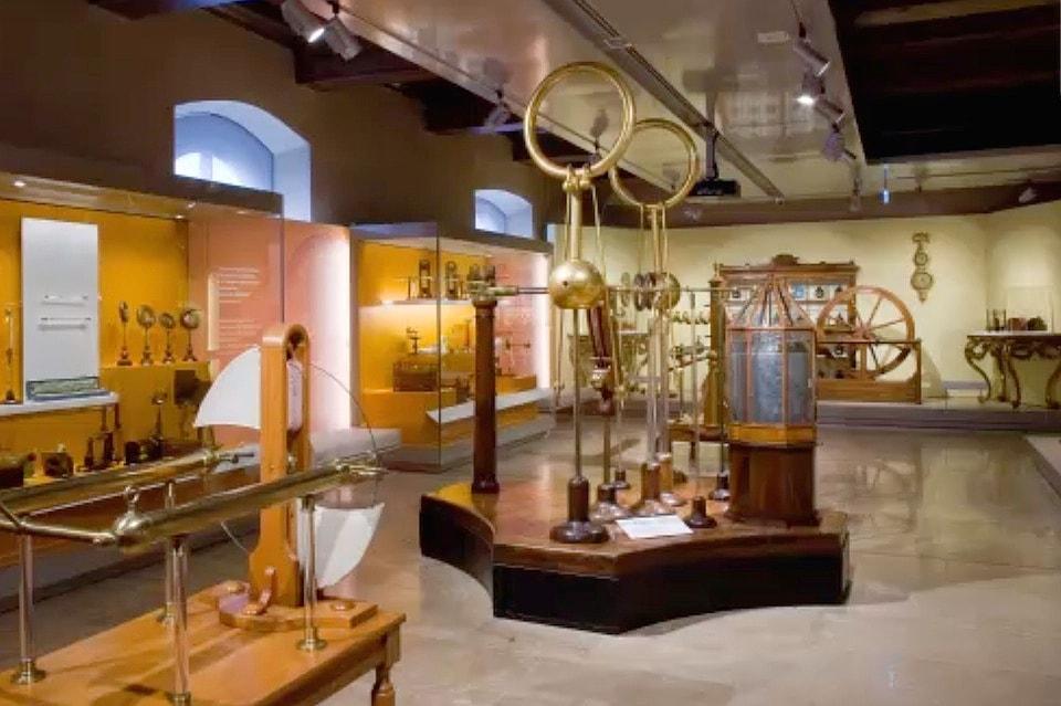 Виртуальный музей Галилео Галилея