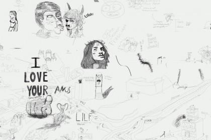 Сайт совместного онлайн рисования