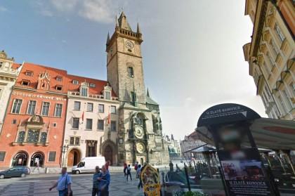 Виртуальный тур в исторический центр Праги