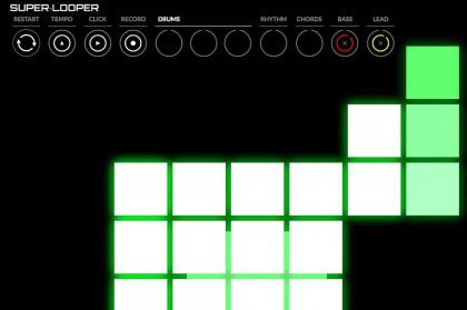 Сайт для создания музыки