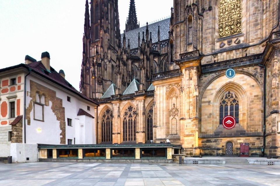 Прага достопримечательность — Пражский Град