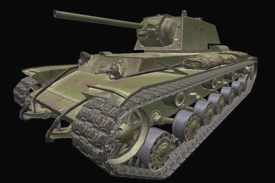 Танки 3D модели онлайн