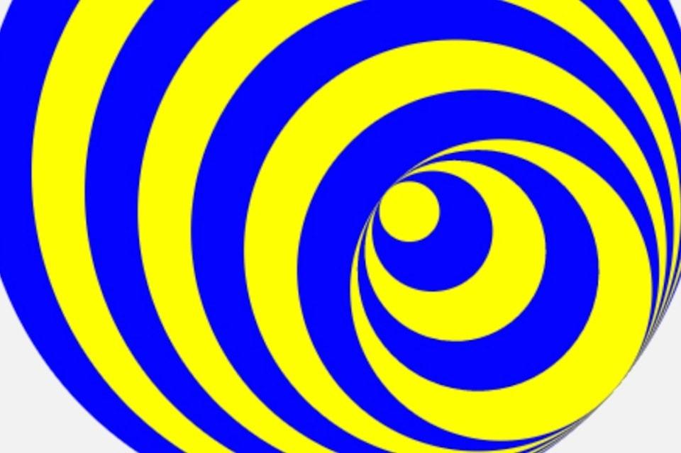 Оптическая иллюзия глубины