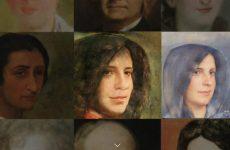 Превратить фото в старинный портрет
