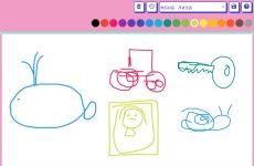 Волшебный блокнот — веселое рисование